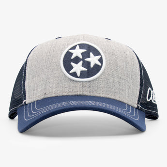 Tennessee Stars Unstructured Trucker