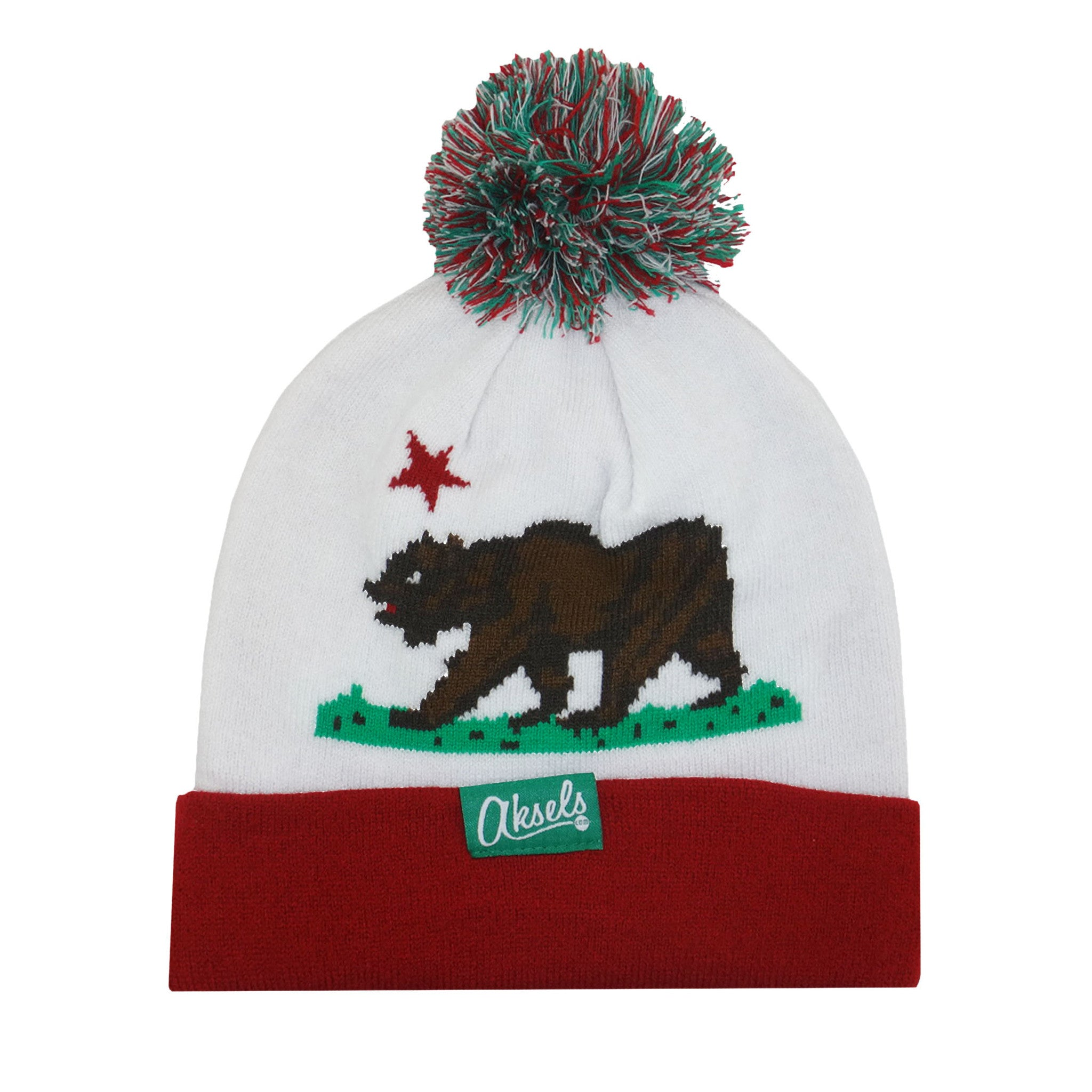 California Bear Beanie