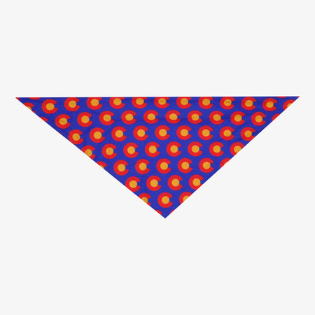 Colorado Flag C Bandana