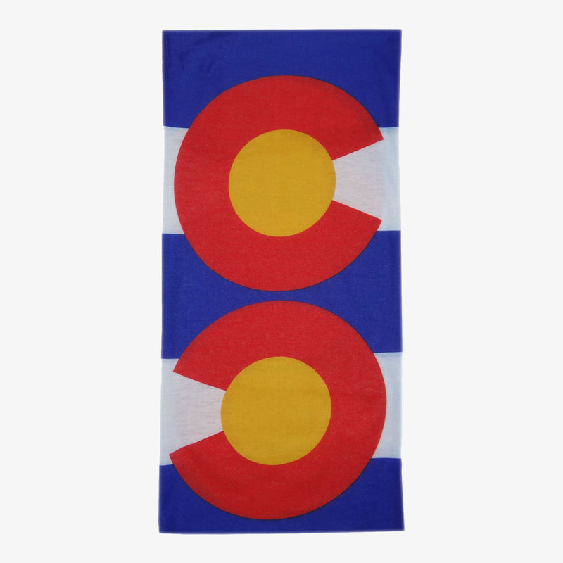Aksels Colorado Flag Gaiter