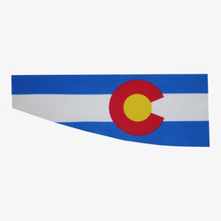 Sublimated Colorado Headband