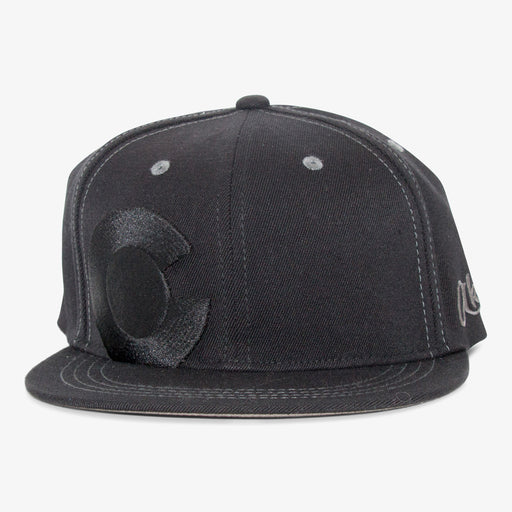 Aksels Colorado Big C Full Flex Hat