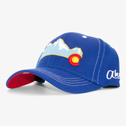 CO Mountain Royal Curved Bill Flexfit