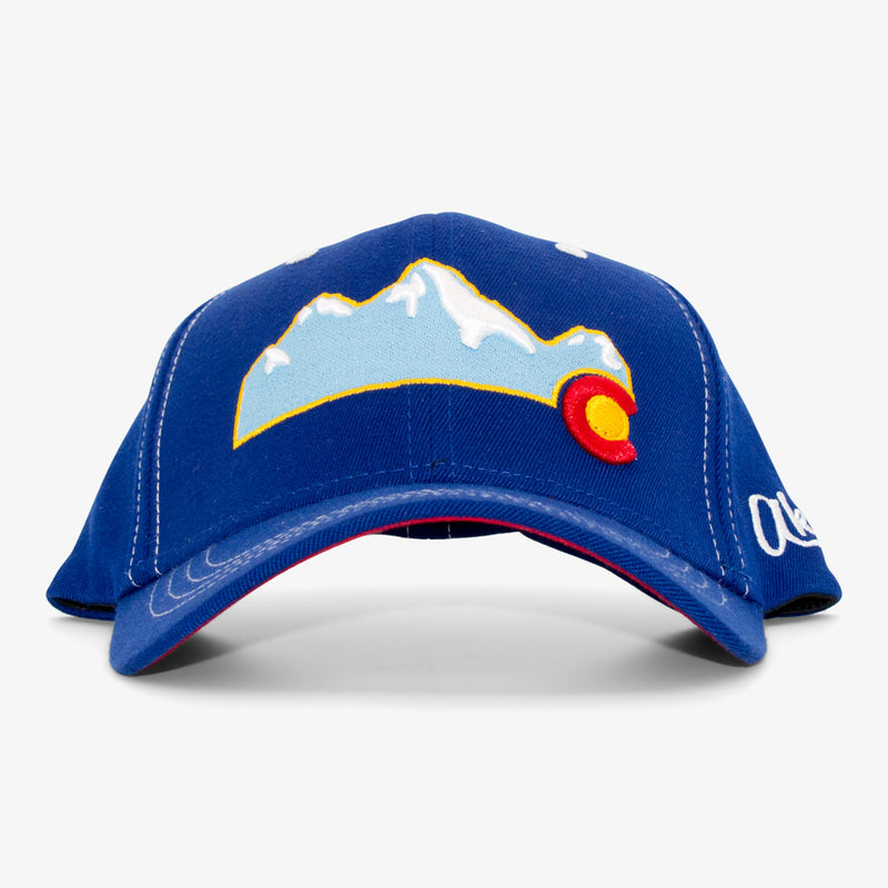 Aksels Colorado Mountain Unstructured Full Flex Hat
