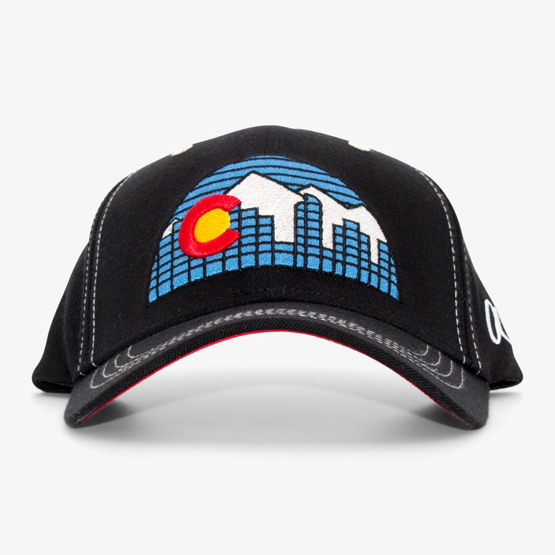 Aksels Colorado Skyline Full Flex Hat