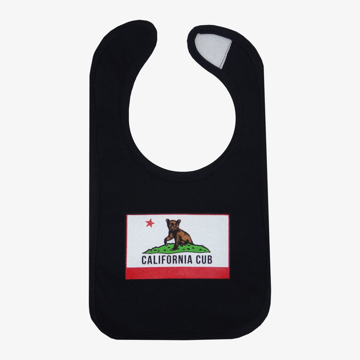California Cub Bib - Black