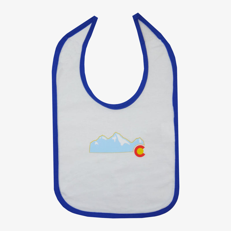 Colorado Mountain Bib - Black