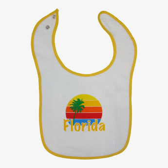 Florida Sunset Bib