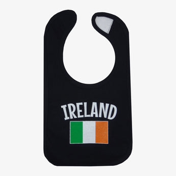 Ireland Flag Bib