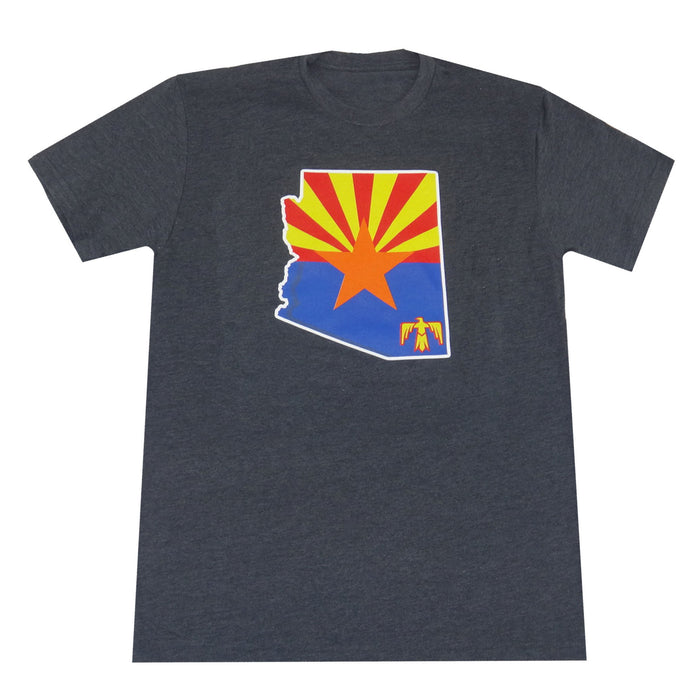 Arizona State Outline T-Shirt