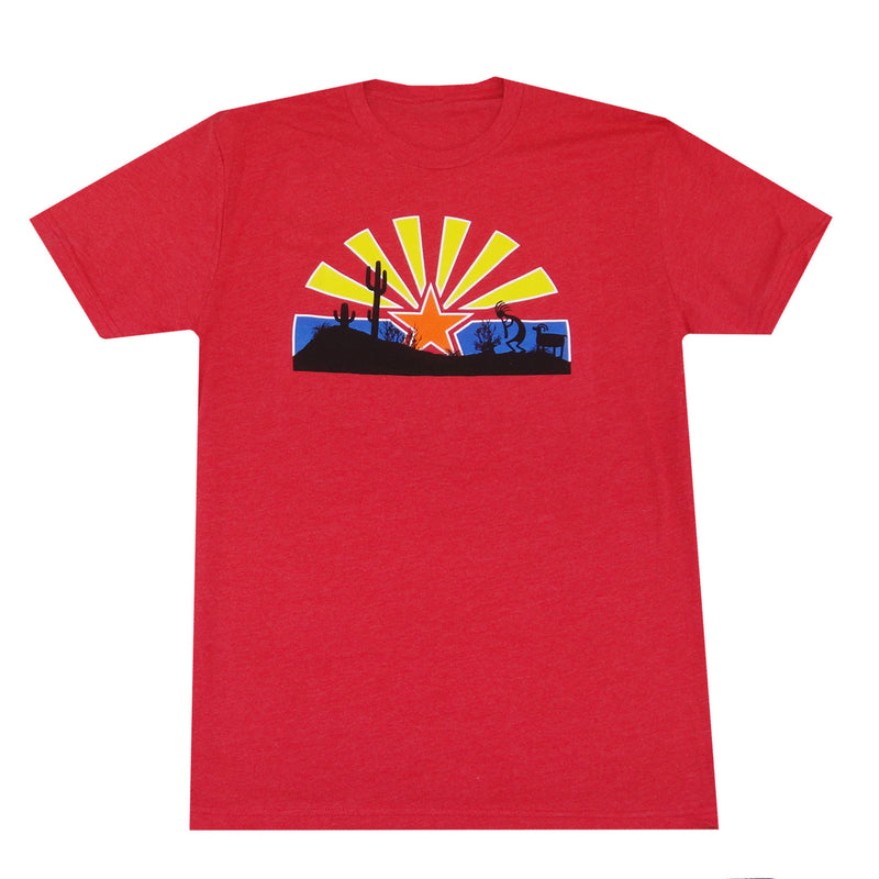 Arizona Sunset Men's T-Shirt