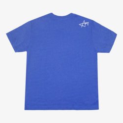 Colorado Mountain Youth T-Shirt - Royal