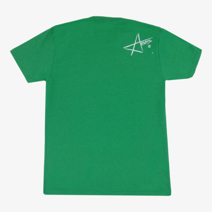 Aksels Grown Locally New York T-Shirt - Green