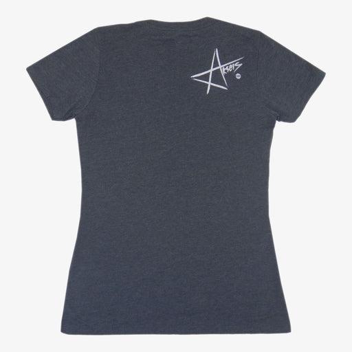 Women's Colorado Brewed Locally Tap T-Shirt - Charcoal