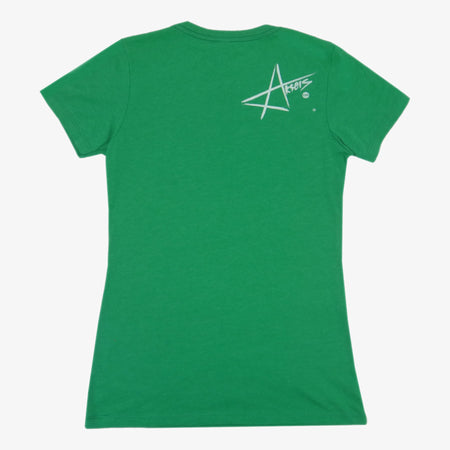 Women's Colorado Shamrock Mountain T-Shirt