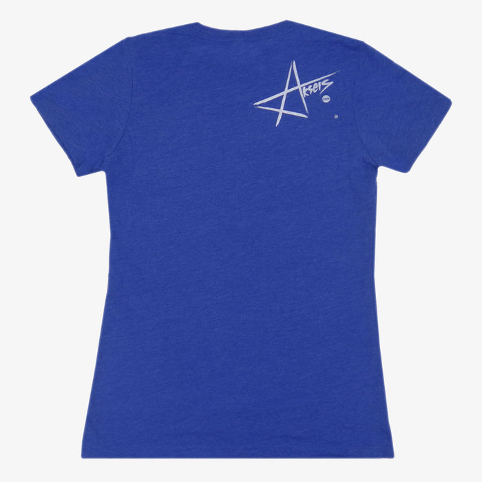 Women's Colorado Brewed Locally T-Shirt - Royal