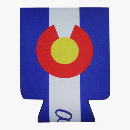 Aksels Colorado Flag Can Cooler