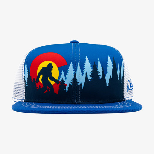 Aksels Colorado Bigfoot Trucker Hat