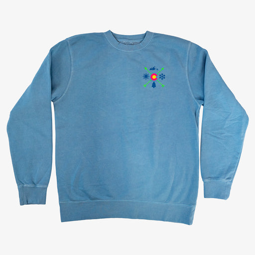 Aksels Colorado Arrows Crew Neck Sweatshirt