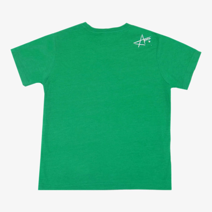 Youth Grown Locally Colorado T-Shirt - Green
