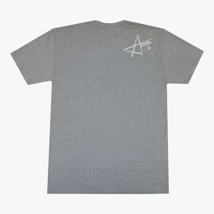 Aksels Grown Locally Texas T-Shirt - Grey/Orange