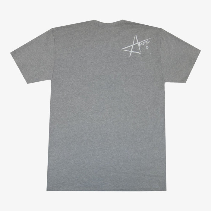 Aksels Grown Locally New York T-Shirt - Grey