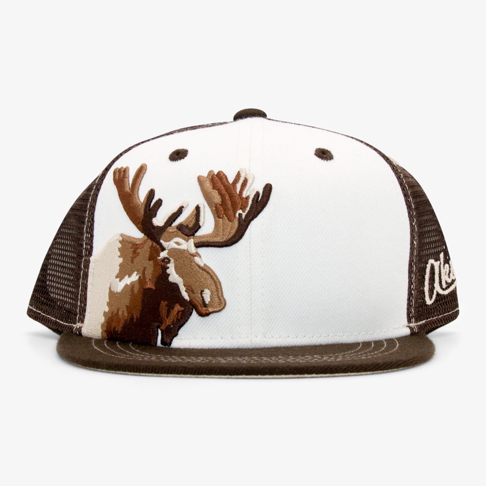 Youth Moose Trucker Hat