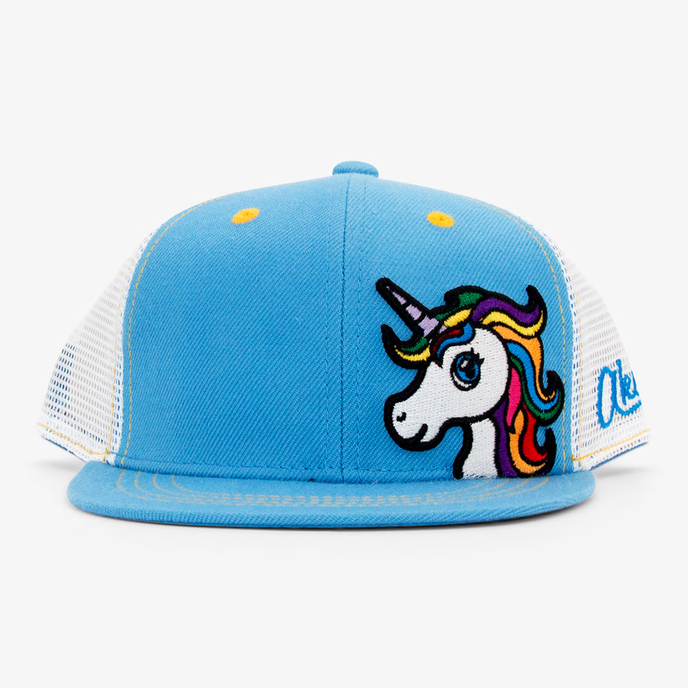 Youth Unicorn Trucker Hat