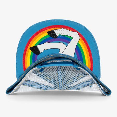 Aksels Youth Unicorn Trucker Hat