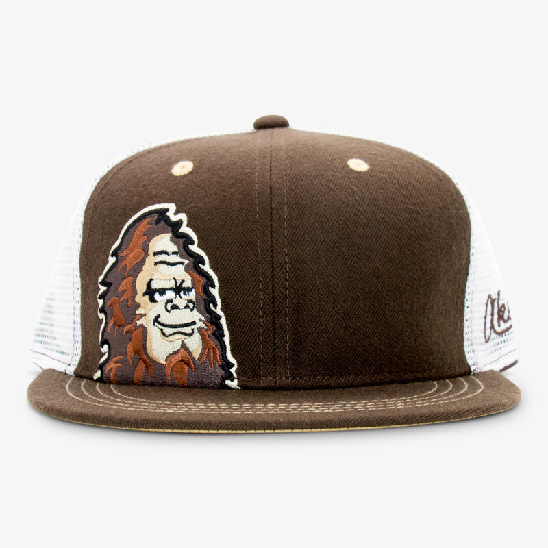 Aksels Bigfoot Trucker Hat