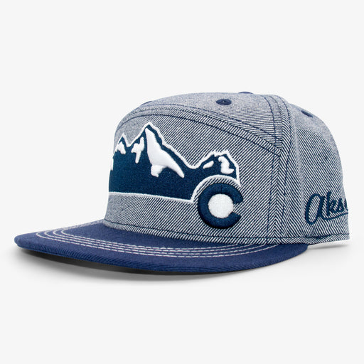Aksels Colorado Mountain Camper Hat