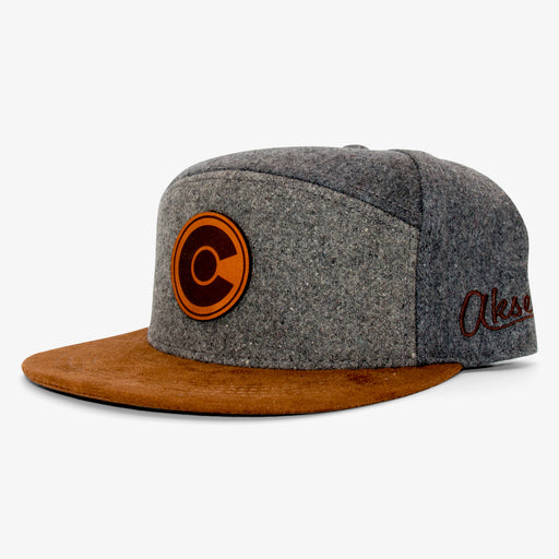 Aksels Colorado Leather C Camper Hat