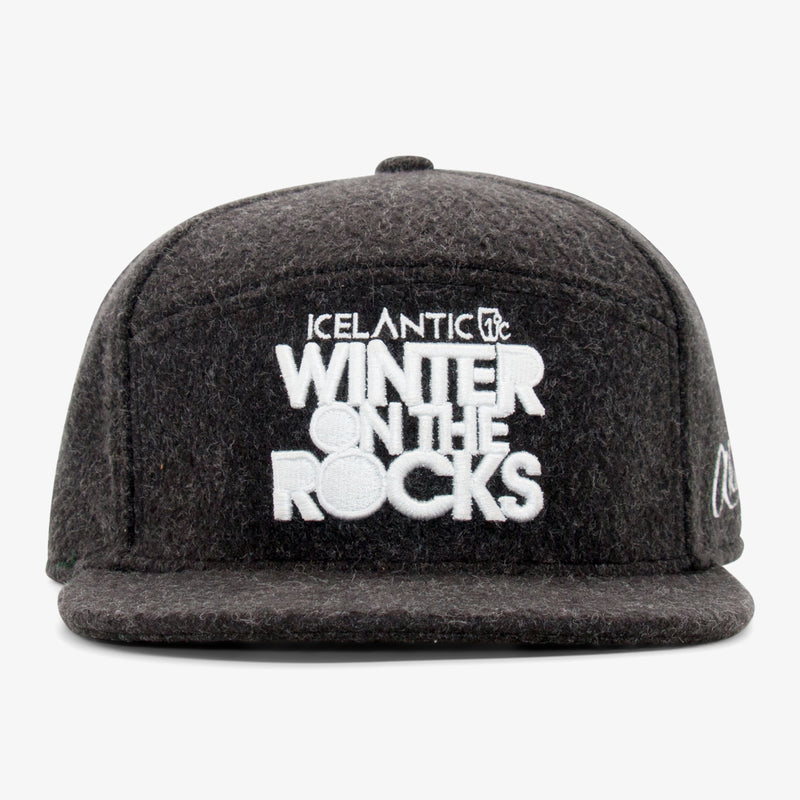 Icelantic X Aksels Winter on The Rocks 2019 Wool Camper