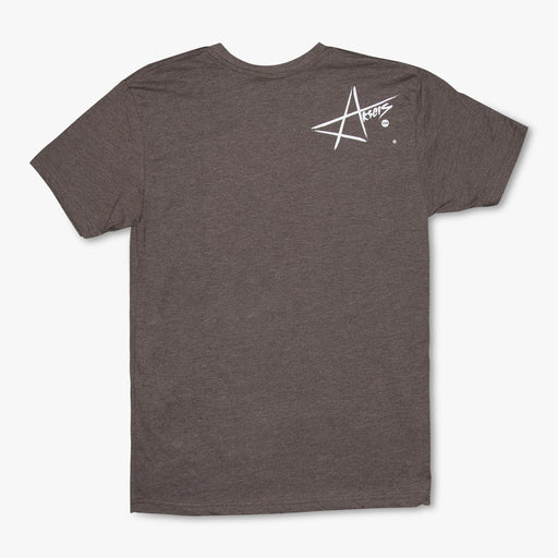 Aksels Colorado Barrel T-Shirt - Brown