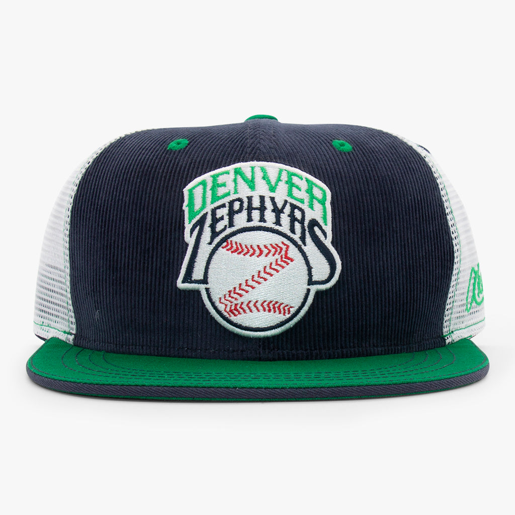 Aksels Denver Zephyrs Trucker Hat