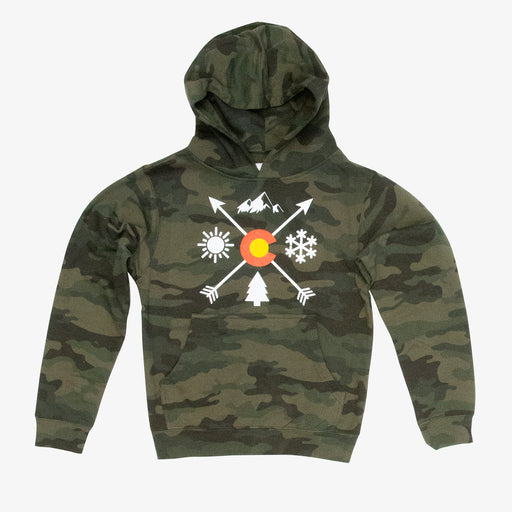 Aksels Kids Colorado Arrows Hoodie