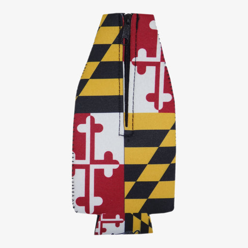 Aksels Maryland Flag Bottle Cooler