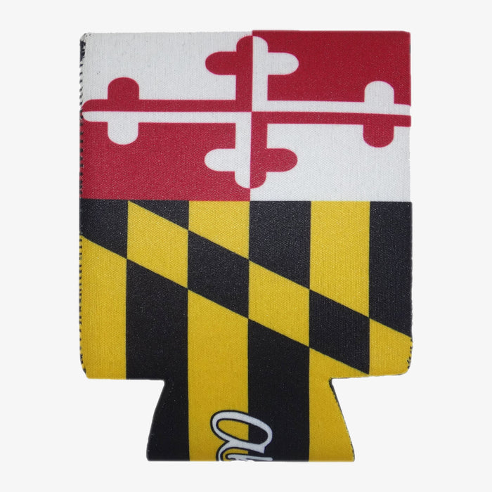 Aksels Maryland Flag Can Cooler
