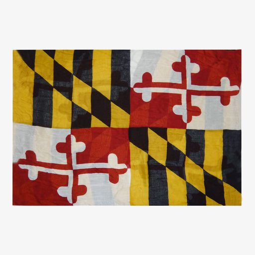 Aksels Maryland Flag Infinity Scarf
