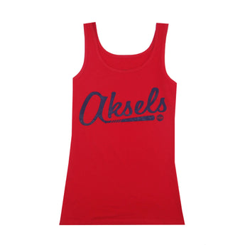 Women's Aksels Baseball Tank Top