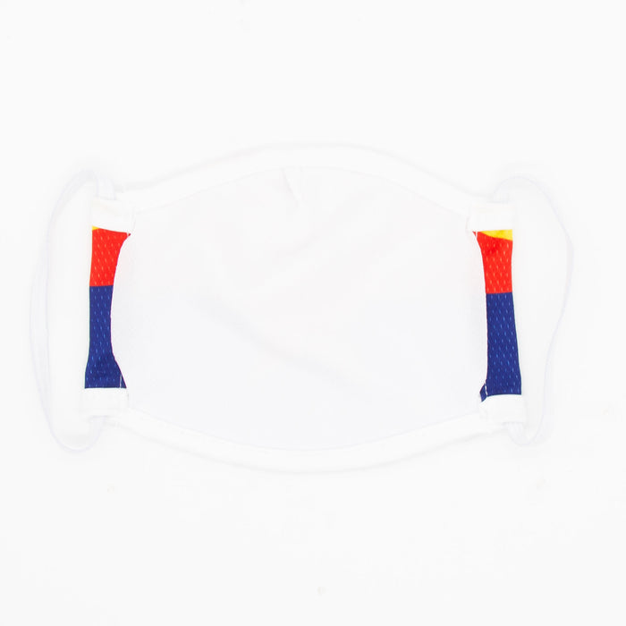 Aksels Arizona Flag Face Mask - Royal