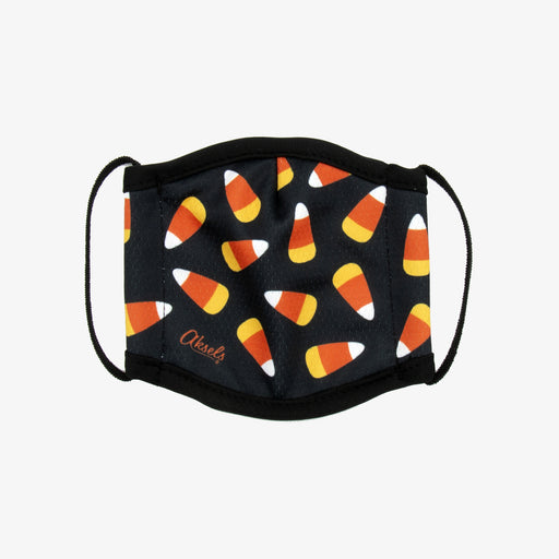 Aksels Candy Corn KIDS Face Mask