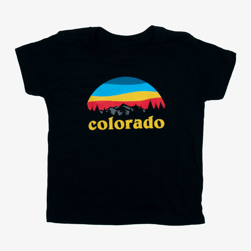 Aksels Colorado Landscape Toddler Tee