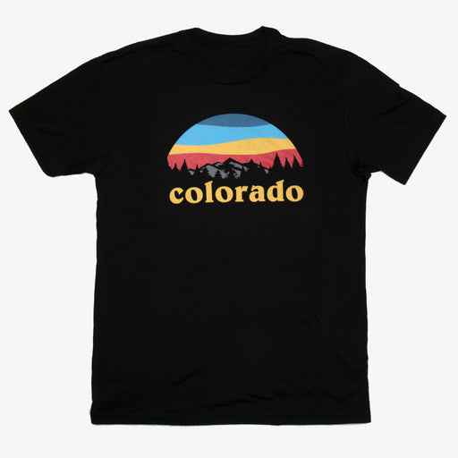 Aksels Colorado Landscape T-Shirt