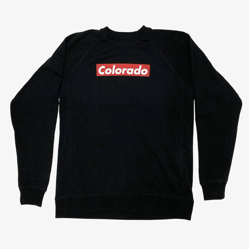 Aksels Colorado Skate Crew Neck Sweatshirt