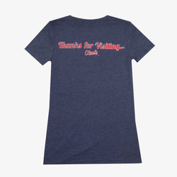 Thanks for Visiting! Women's T-Shirt
