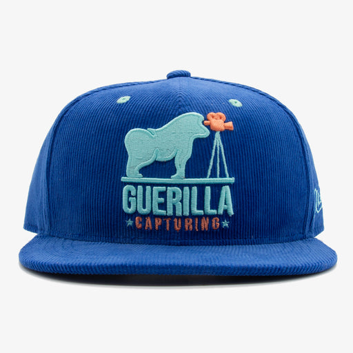 Guerilla Capturing X Aksels Corduroy