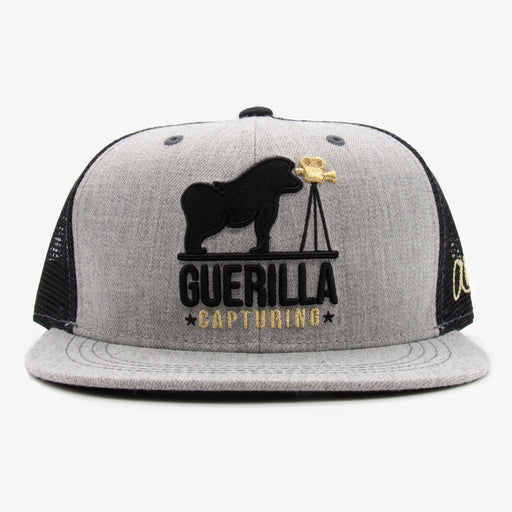 Guerilla Capturing X Aksels Classic Trucker