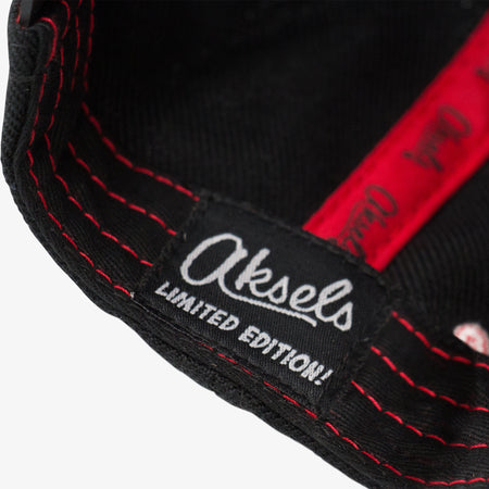 Aksels Air Aksels Limited Edition Snapback Hat