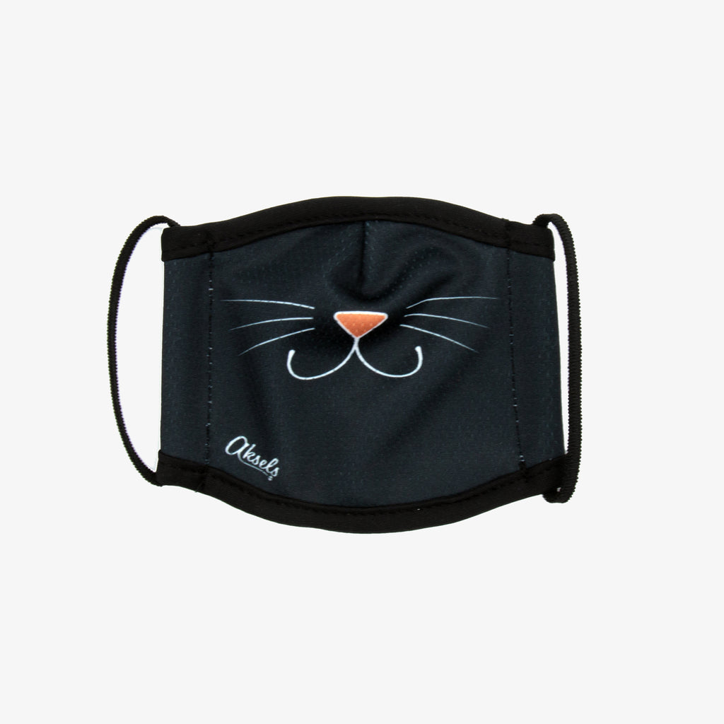 Aksels Kitty Cat KIDS Face Mask